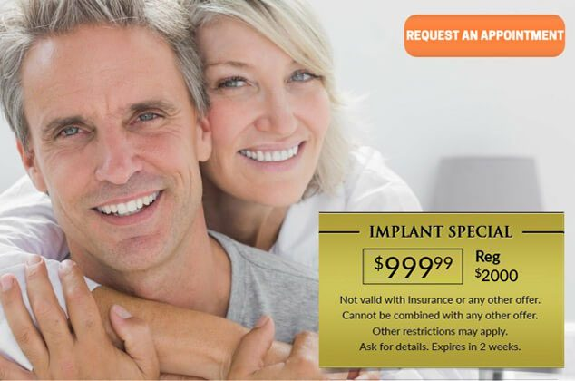 dental implant offer picture